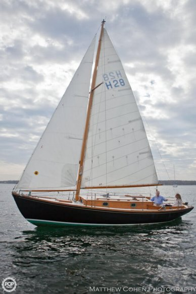 Herreshoff 28, 28', for sale - $61,100