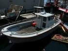 1991 Custom 28 Fishing, Crabbing, Utility Boat - #3