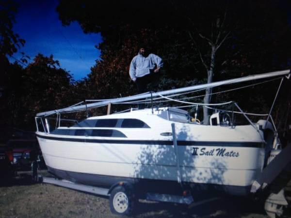 MacGregor 26 M, 25', for sale - $22,900