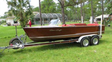 Chris-Craft 17 Sportsman Runabout, 17', for sale - $12,000