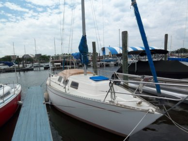 Columbia 8.7 Sloop 29 Wide Body, 28', for sale - $16,000