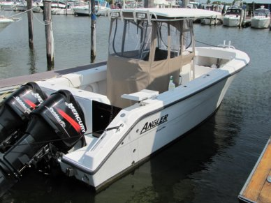 Angler 260 Center Console, 25', for sale - $46,500