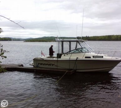 Trophy Pro 2352 Walkaround, 2352, for sale - $22,500