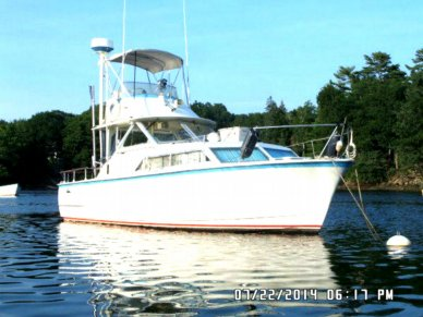 Hatteras 31 Flybridge Cruiser, 31', for sale - $12,000