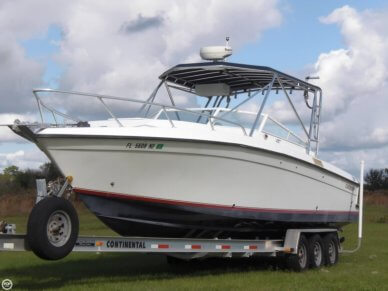 Contender 35 Side Console, 35', for sale - $94,500