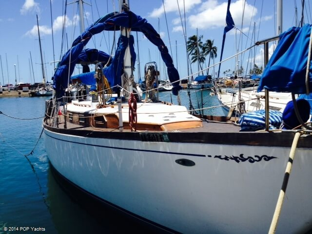 Cheoy Lee 47 Yawl, 46', for sale - $59,800