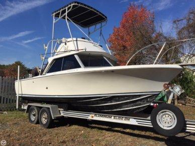 Bertram 25 Mark II Flybridge Sportfish, 25', for sale - $13,900