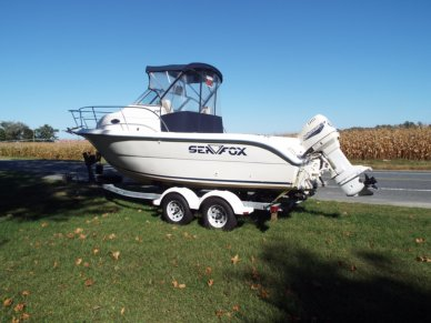 Sea Fox 230 Walkaround, 23', for sale - $13,900
