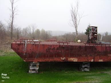 Corten Steel 16x40 Little Dipper, 40', for sale - $26,800