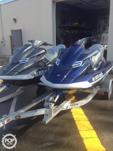 Yamaha FX SHO (2), PWC, for sale - $21,999