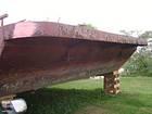 1994 Corten Steel 20' x 52' Barge - #3