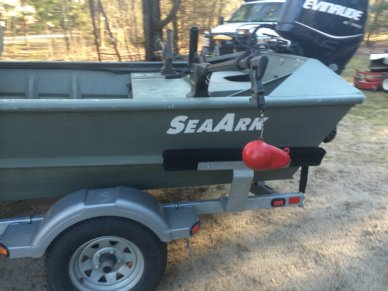 Sea Ark 1660 MVT, 16', for sale - $17,500