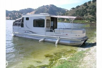 Sun Tracker 32 Party Cruiser, 31', for sale - $30,000
