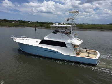 Hatteras 53 Convertible, 53', for sale - $299,900