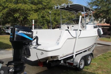 Aquasport 225 Explorer, 24', for sale - $16,500