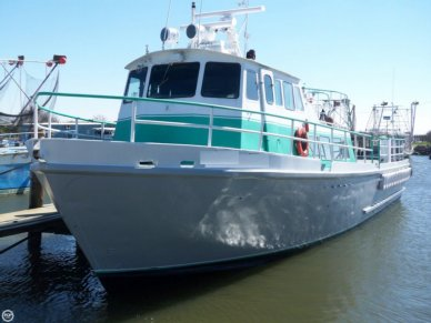 Sewart 64 Crew Boat, 64', for sale - $225,000