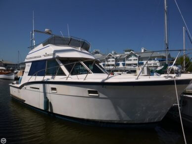Hatteras 37 Convertible, 37', for sale - $40,000