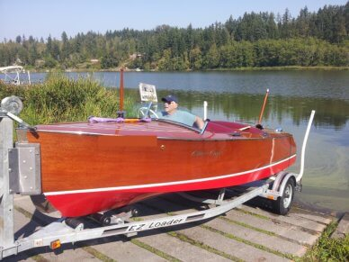 Chris-Craft 16, 16', for sale - $30,000