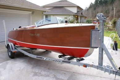 Chris-Craft 101 Deluxe Runabout, 16', for sale - $30,000