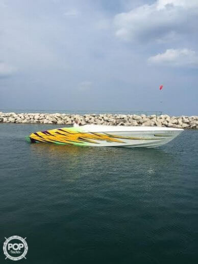 Outerlimits 37 Stilletto, 37', for sale - $99,900