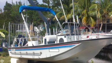 Boston Whaler 17 Guardian, 17', for sale - $13,500