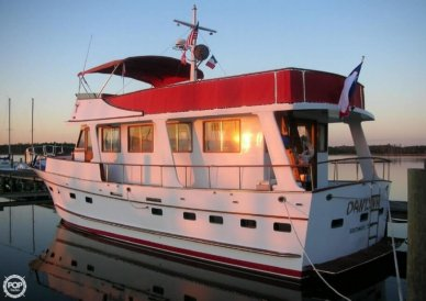 Marine Trader 50 MY, 54', for sale - $195,000