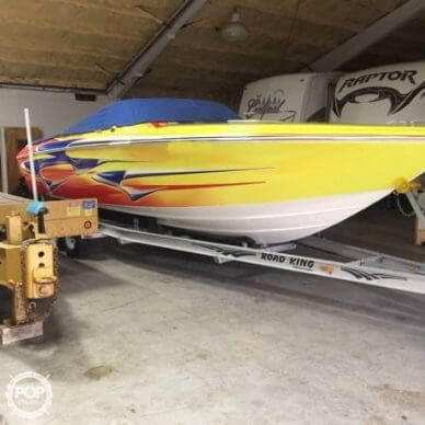 Powerquest 260 Legend SX, 25', for sale - $33,000