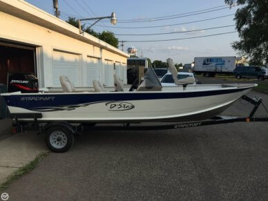 Starcraft D-Star 160 SC, 16', for sale - $12,250