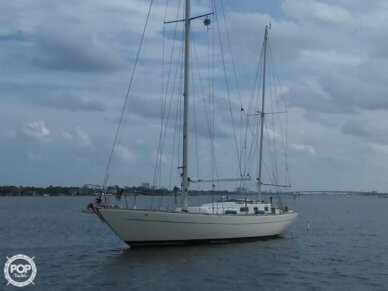 Reliance 44 Ketch, 44, for sale