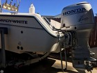 2 Honda Outboards