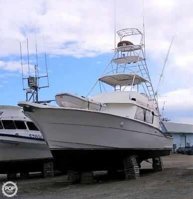 Hatteras 52 Convertible, 52', for sale - $150,000