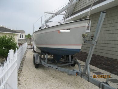 O'day 240 LE, 24', for sale - $14,000