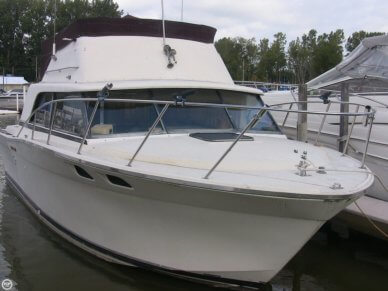 Silverton 34 Sedan Cruiser, 34, for sale - $11,500