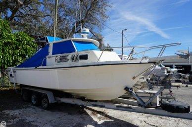Parker Marine 2520 DV Pilothouse, 25', for sale - $33,500