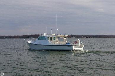 Evans Boats 36 Deadrise, 36, for sale