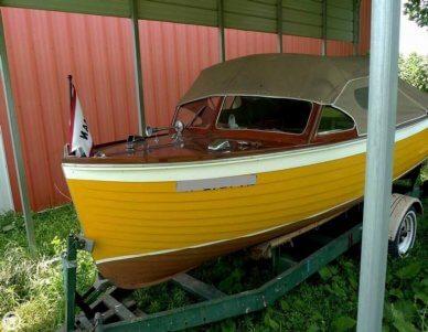 Lyman Islander, 18', for sale - $10,000