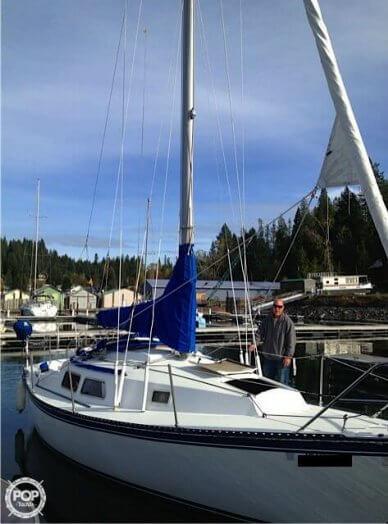 Newport 28 MK11, 28', for sale - $16,400