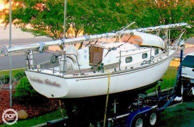 Cape Dory 25D, 25', for sale