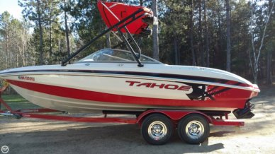 Tahoe 21 Q8 SSI, 21', for sale - $28,900