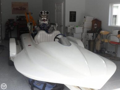 Sanger 17 Hydroplane, 17', for sale - $17,000
