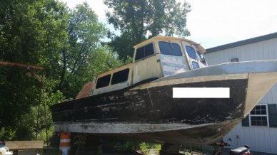 MonArk Workboat 36, 36', for sale - $77,500