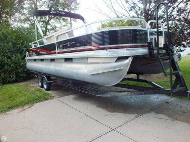 Sun Tracker FISHIN' BARGE 24 DLX, 26', for sale - $25,499