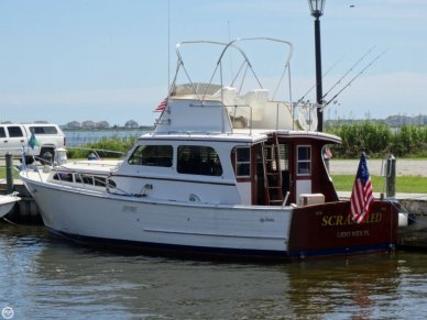 Egg Harbor 37 Vintage Motor Yacht, 37', for sale - $35,000
