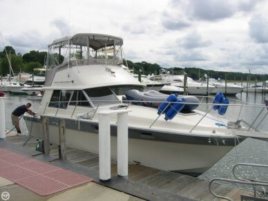 Silverton 34 Convertible, 34', for sale - $29,500