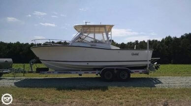 Carolina 25 Walkaround, 25', for sale - $22,500