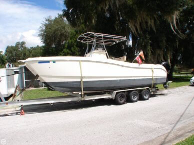 World Cat 266 SF, 26', for sale - $28,000