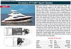 2006 Cruisers 477 Sport Sedan - #3