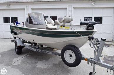Crestliner 1600 ANGLER, 16', for sale - $10,000
