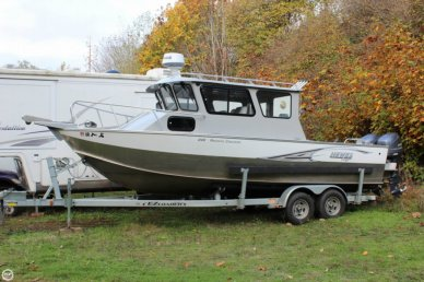 Hewescraft 240 Pacific Cruiser, 26', for sale - $99,900