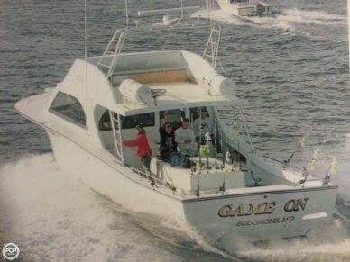 Custom Charter Boat 54, 54', for sale - $311,000